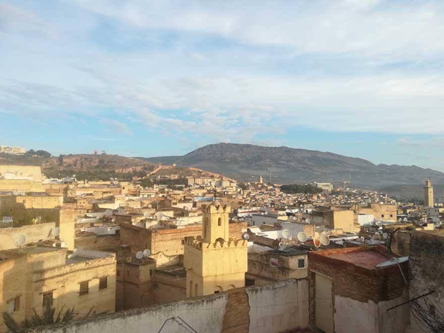 Voyage au Maroc Médina de Fès - Zileo.fr