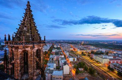 L'Allemagne vu d'en haut : partir en voyage en Allemagne !