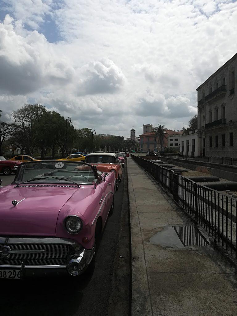 voitures anciennes La Havane Ziléo.fr