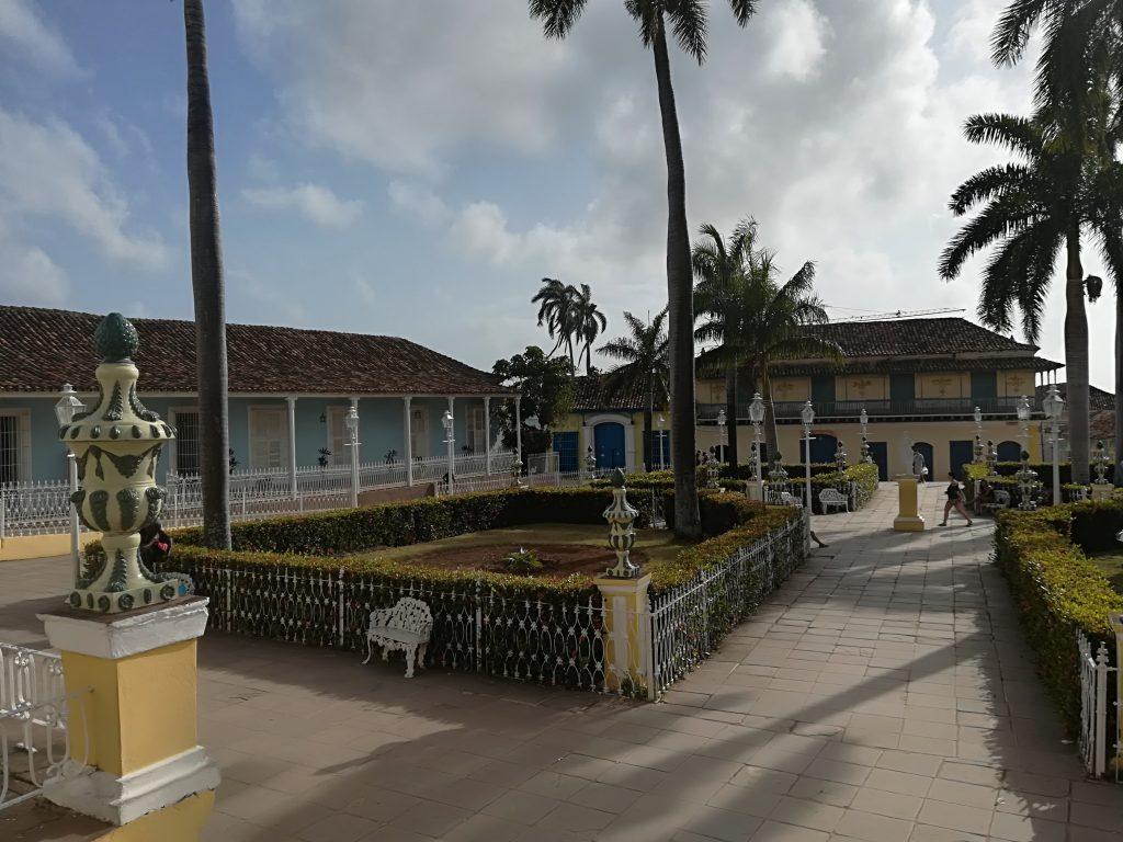 Ville coloniale de Trinidad - place - Ziléo