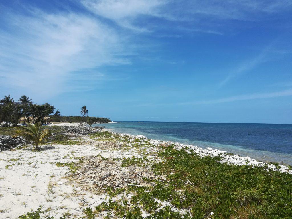 ile de Cayo Blanco, départ de Trinidad - Voyage à Cuba - par Ziléo