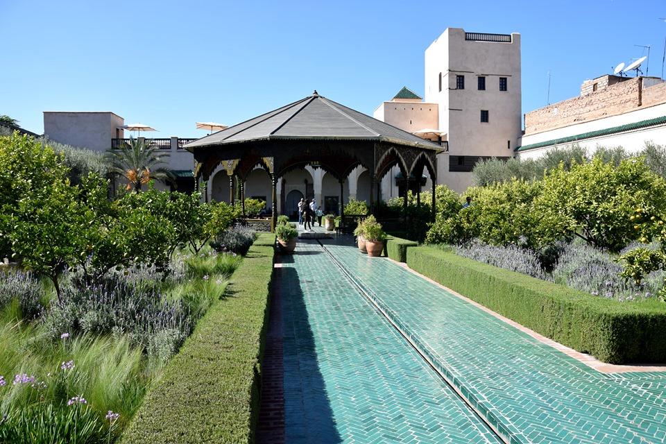 Jardins Majorelle Marrakech - voyage au Maroc - Ziléo