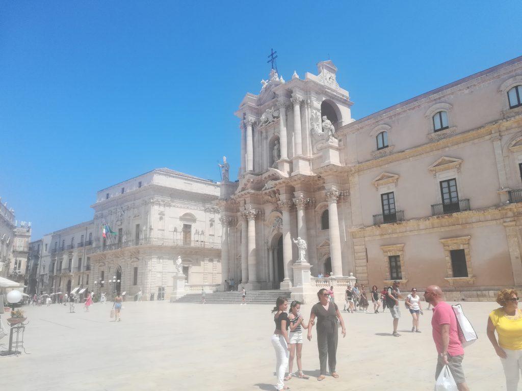 Syracuse visite de la Sicile Par Ziléo