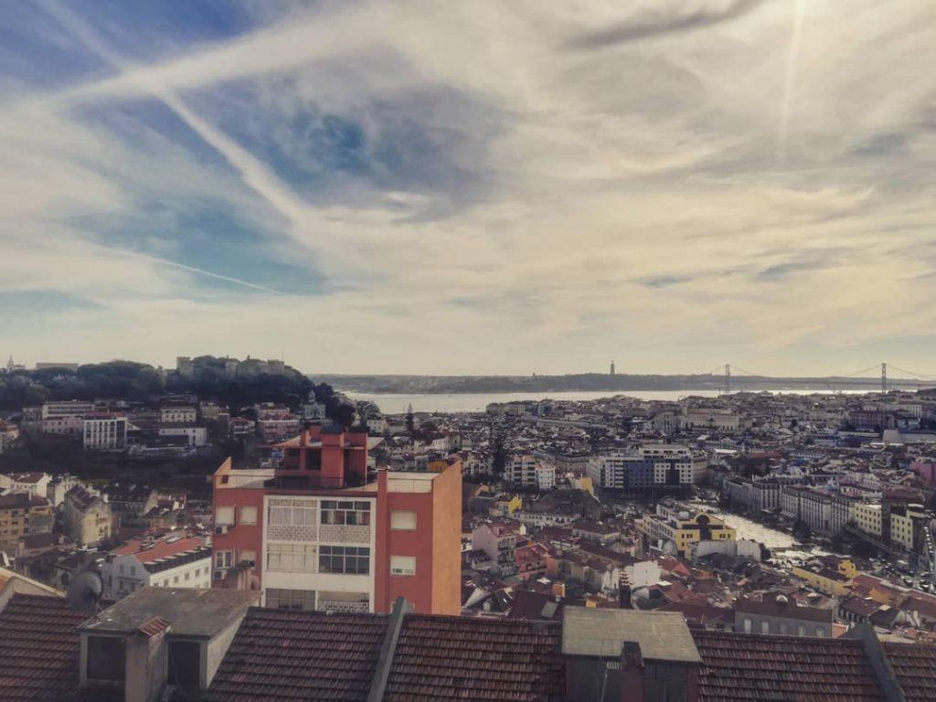 voyage a Lisbonne Mirador